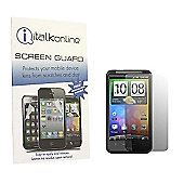 S-Protect LCD Screen Protector & Micro Fibre Cleaning Cloth - HTC Desire HD