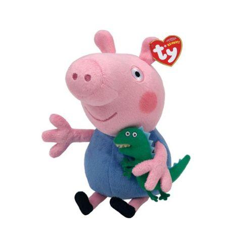 Ty George (Peppa Pig) Beanie 6