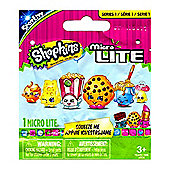 Shopkins Micro Lites Mystery Pack (1 Random Pack Supplied)