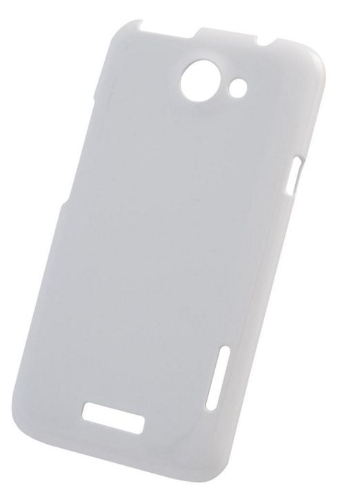Tortoise™ Hard Case HTC One X Gloss White