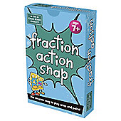 Green board games Fraction Action