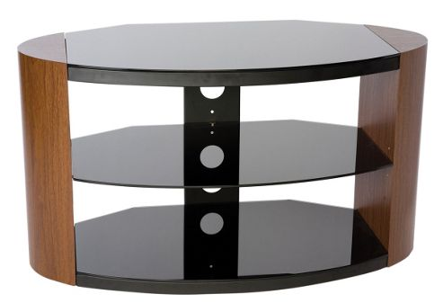 Peerless Portland 900 Stylish Walnut TV Stand
