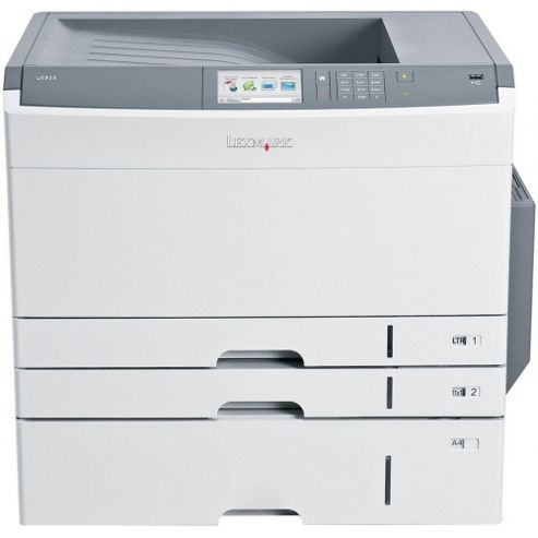 Lexmark C925DTE (A3) Colour Laser Printer 31ppm mono and colour 600 x 600 dpi print resolution 1 years warranty