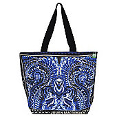 Julien Macdonald Shopping Tote Bag, Blue