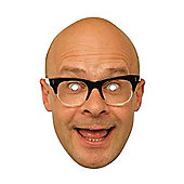 Celebrity Masks - Harry Hill
