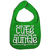 Dirty Fingers If you think I'm Cute you should see Auntie Bib Green