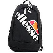 Ellesse Dundry Backpack Rucksack Bag Black