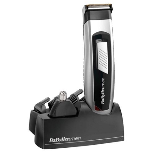 Babyliss 7057BU Rechargeable grooming kit