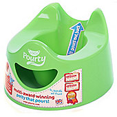 Pourty Potty - GREEN