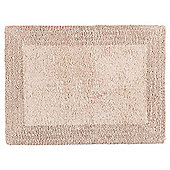 Tesco Reversible Bath Mat Taupe