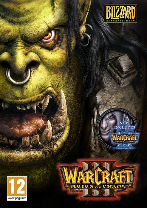 Warcraft 3 Gold Edition (PC)