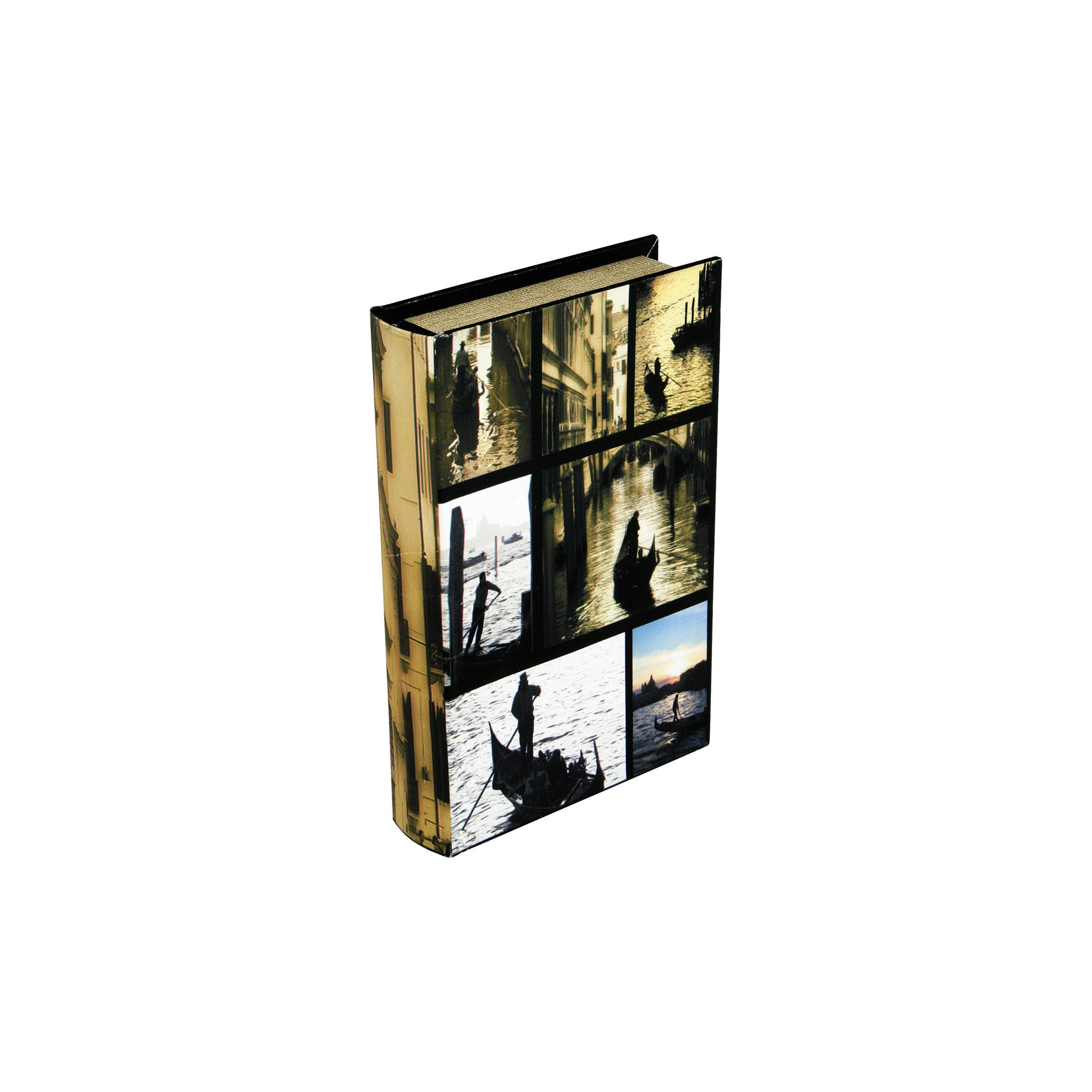 Home Essence Venice Scene Storage Book