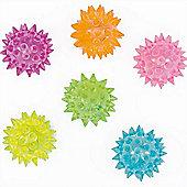 Spiky Bouncy Balls (Pack of 6)