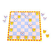 Bigjigs Toys BJ241 Cat and Mouse Draughts