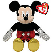 TY Sparkle Mickey Mouse with sound
