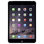 Apple iPad mini, 16GB, WiFi & 4G LTE (Cellular) - Space Grey