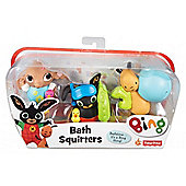 Bing Bath Squirters (Pack of 3)