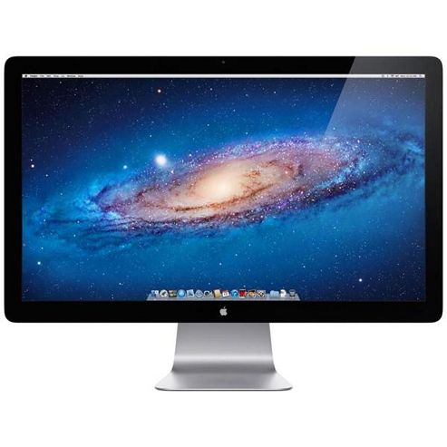 Apple (27 inch) LED Backlit LCD Display 1000:1 375cd/m2 (2560x1440) 12ms USB/FireWire/Thunderbolt (3 day lead)