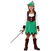 Robin Hood - Child Costume 4-6 years