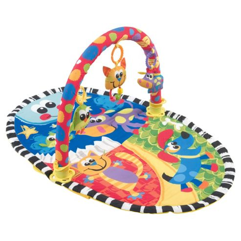 Tesco Over The Moon Baby Activity Play Gym