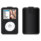 Belkin Leather Case for iPod Classic 5th Generation - Black