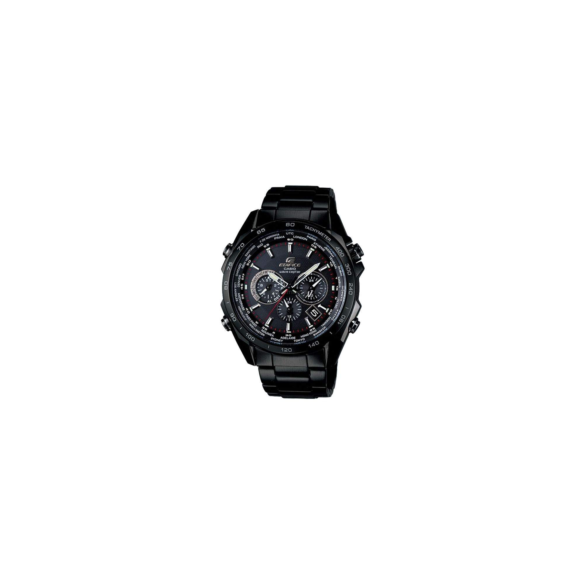 Casio Gents Edifice Alarm Chronograph Watch EQW-M600DC-1AER at Tesco Direct