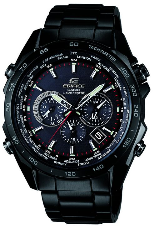 Casio Gents Edifice Alarm Chronograph Watch EQW-M600DC-1AER