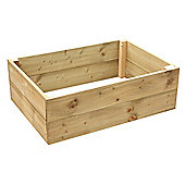 Greena Rectangular Raised Bed (2 Tier)