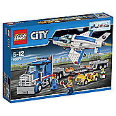 LEGO City Space Training Jet Transporter 60079