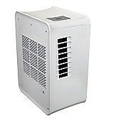 electriQ 9000 BTU Portable Air Conditioner for rooms up to 25sqm - 1.1 kW