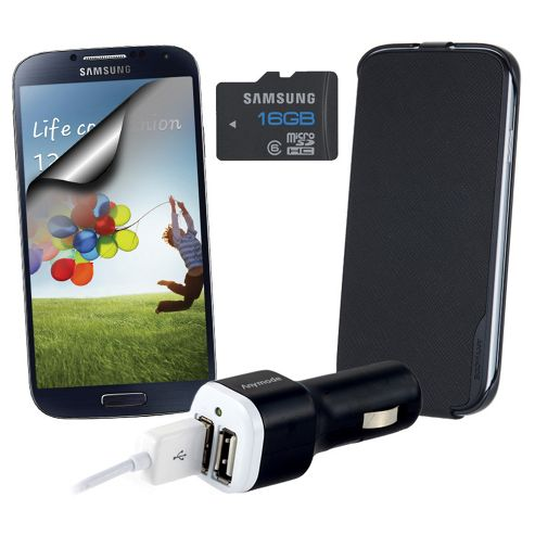 Samsung Elite Bundle Pack for Samsung Galaxy S4
