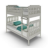 Sugar & Spice Bunk Bed - Grey