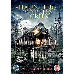 A Haunting at Cypress Creek DVD