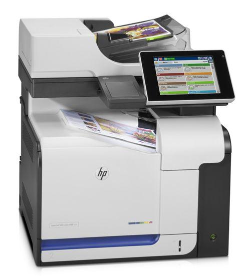 HP LaserJet Enterprise 500 color M575dn