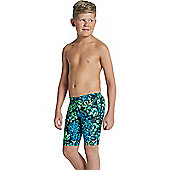 Speedo Boys Allover Print 50 Jammer - Multi