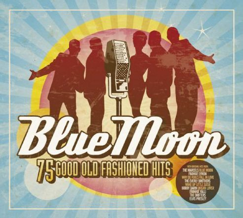 Blue Moon - 75 Good Old Fashioned Hits(3Cd)