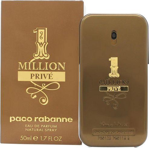 buy paco rabanne 1 million priv eau de parfum edp for. Black Bedroom Furniture Sets. Home Design Ideas