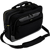 "Targus City Gear TCG455EU Carrying Case (Messenger) for 35.6 cm (14"") Notebook - Black"