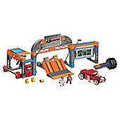 Mega Bloks Hot Wheels Stunt Speedway