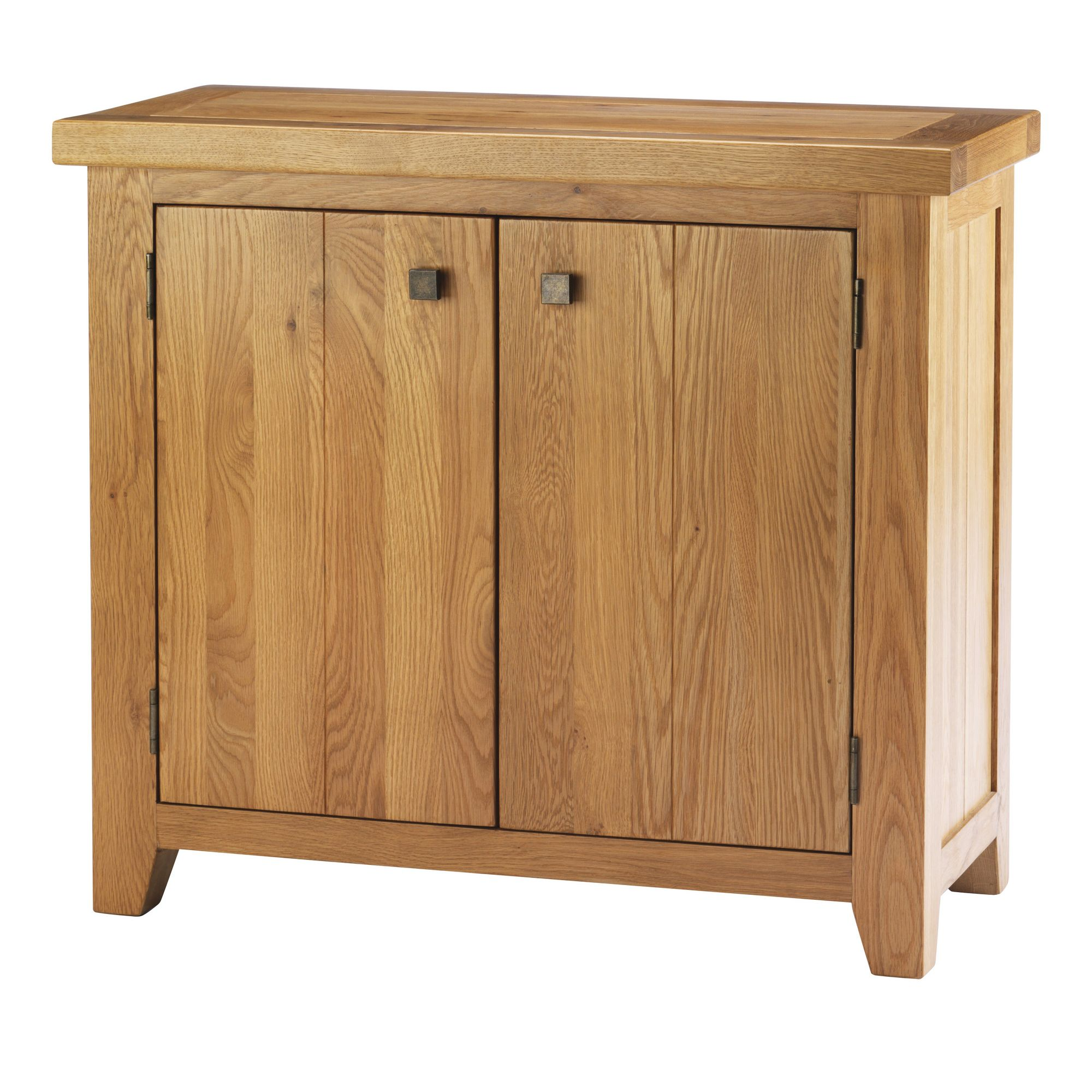 Thorndon Taunton Small Sideboard in Medium Oak at Tesco Direct
