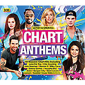 Latest & Greatest Chart Anthems