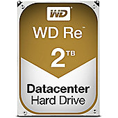 WD 2TB Re 128MB 3.5IN SATA 6GB/S 7200RPM Hard Drive