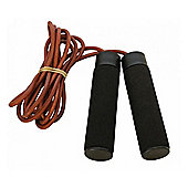 Fitness-Mad 0.5Kg Adjustable Weighted Skipping Rope