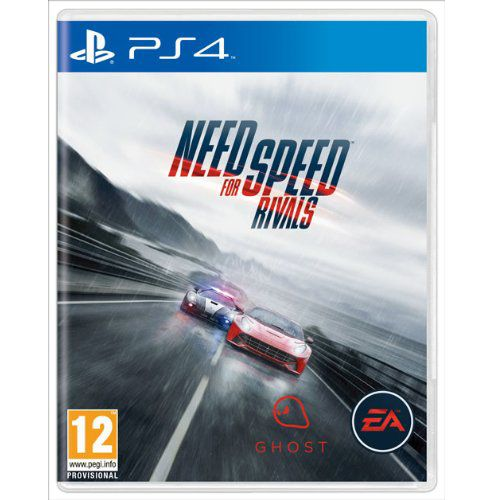 Need For Speed: The Rivals (PS4)
