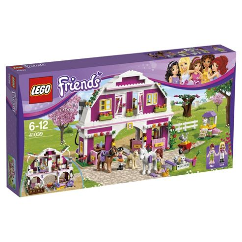 LEGO  Friends Sunshine Ranch 41039