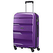 American Tourister Bon Air Spinner Medium Deep Purple