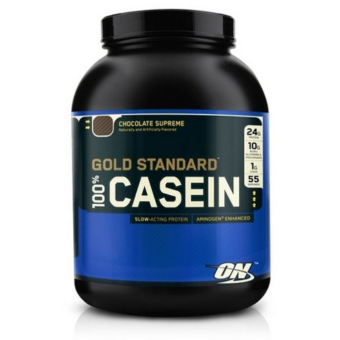 Optimum Nutrition 100% Casein Protein 1.8kg - Chocolate