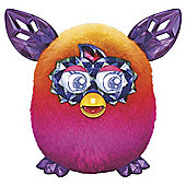 Furby Boom Crystal Series Orange to Pink
