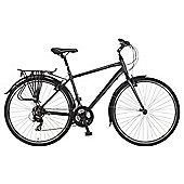 Dawes Discovery 201EQ Gents 22 Inch Hybrid Bike