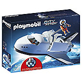 Playmobil 6196 City Action Space Shuttle Playset with Lights and Sound
